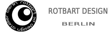 Rotbart Design Berlin Logo